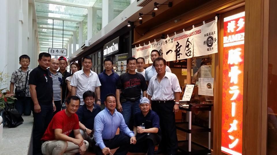 シンガポール大会では、皆様に大変お世話に成り有り難うございました。_c0186691_0331164.jpg
