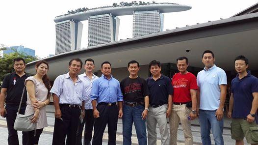 シンガポール大会では、皆様に大変お世話に成り有り難うございました。_c0186691_0345448.jpg