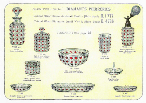 Baccarat Diamants Pierreries RED_c0108595_122737.jpg