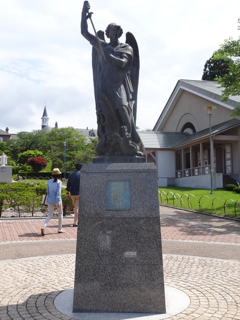 函館の観光地と言えば、やっぱり修道院ですか?!_c0225997_1465771.jpg
