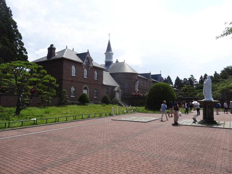 函館の観光地と言えば、やっぱり修道院ですか?!_c0225997_15024100.jpg