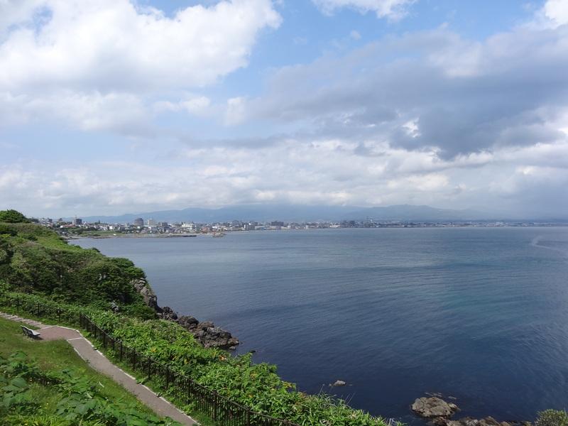 立待岬から函館山を巡りました。_c0225997_2314865.jpg