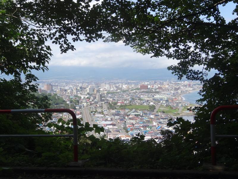 立待岬から函館山を巡りました。_c0225997_239239.jpg