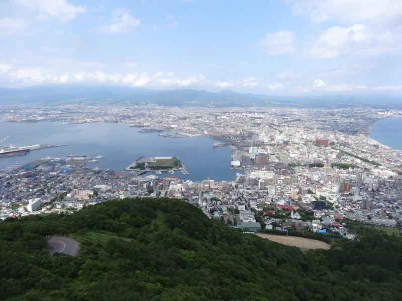 立待岬から函館山を巡りました。_c0225997_2411219.jpg
