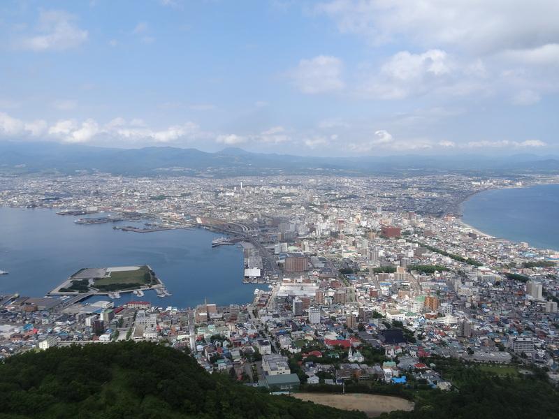 立待岬から函館山を巡りました。_c0225997_2423947.jpg