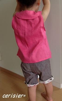 Linen dropsさんモニター☆天日干しリネン・スウィートピンク♪_d0324601_14525568.jpg