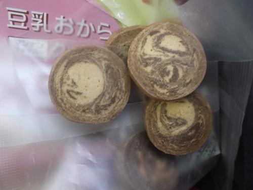 豆乳おからクッキー チョコマーブル_f0076001_23402194.jpg