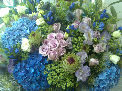 PMQにオープンのカフェへ開店お祝い_f0134809_00532842.jpg