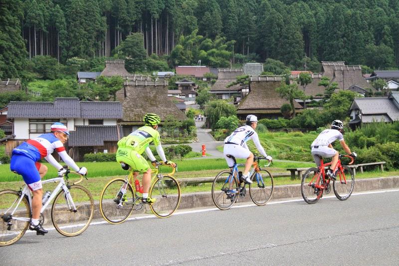 美山サイクルグリーンツアーは日曜日_d0182937_11133277.jpg