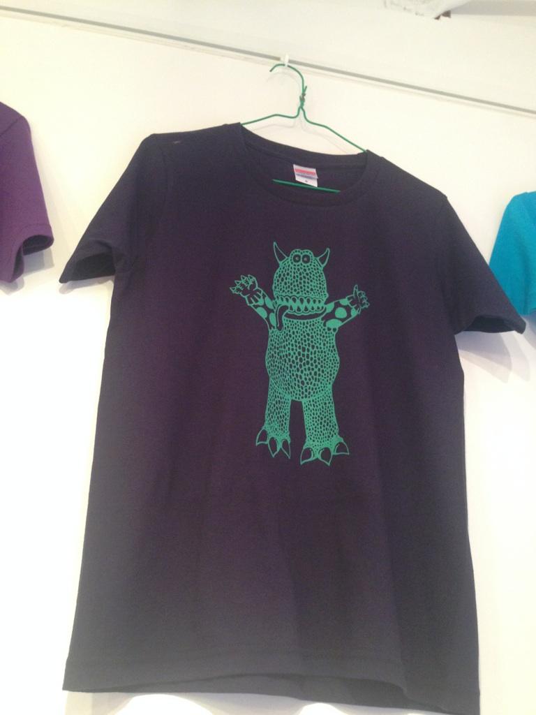 Tシャツ展示_a0136846_11947100.jpg
