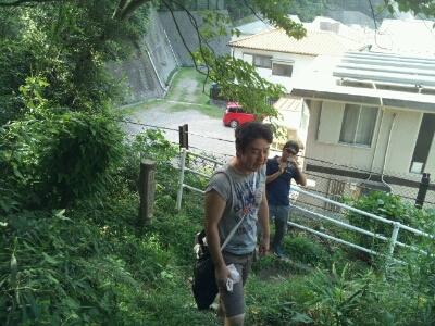 下見山歩き_b0211757_92224.jpg