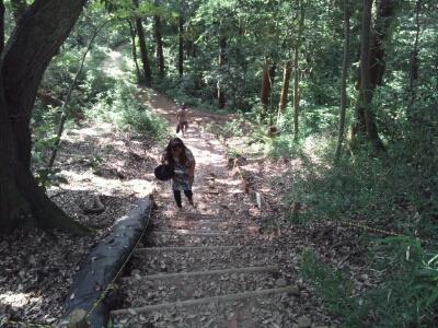下見山歩き_b0211757_945745.jpg