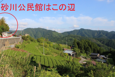 春野人めぐり&砂川ハワイアン_b0141264_8145179.jpg