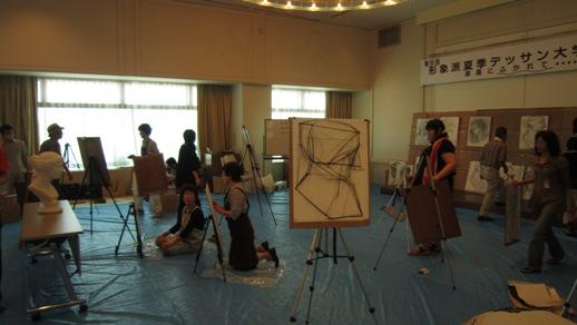 デッサン大学 in 静岡_b0214473_14481110.jpg
