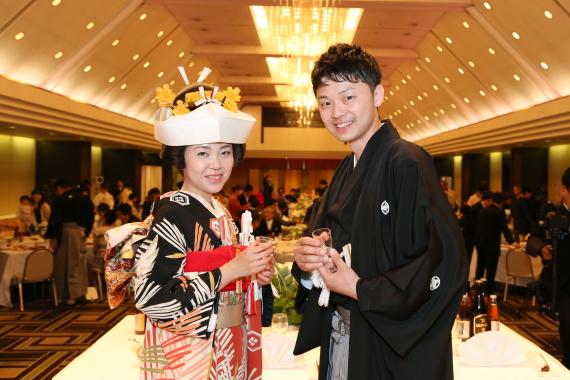 和で織りなす素晴らしきご婚礼の日ロングバージョン!_b0098077_2003520.jpg