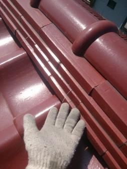 和光市の新倉で瓦屋根工事_c0223192_22415.jpg
