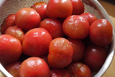 トマトケチャップ作ってみました。_f0222692_19471791.jpg