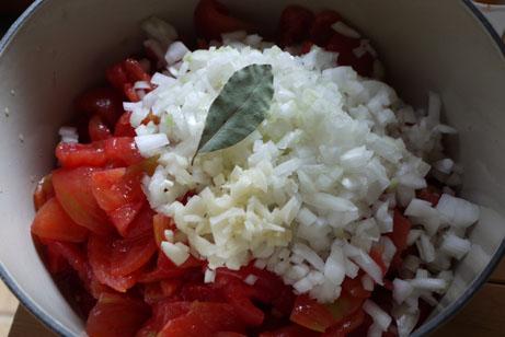 トマトケチャップ作ってみました。_f0222692_19541658.jpg