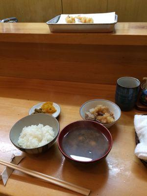 天ぷら定食_d0235108_1223425.jpg