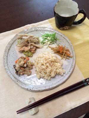 水菜の白和え_d0235108_691160.jpg
