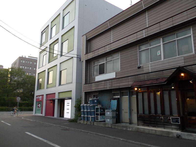 最高気温32.4℃の札幌_c0025115_0142054.jpg