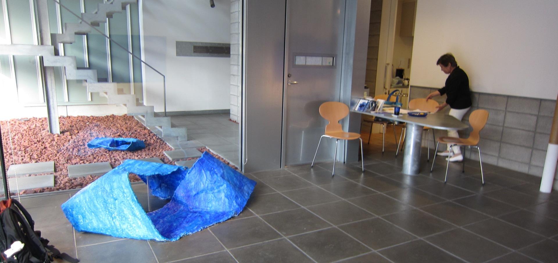 2434) 「後藤和子展 『青の災禍』」 創 7月30日(水)~8月10日(日)_f0126829_21411358.jpg