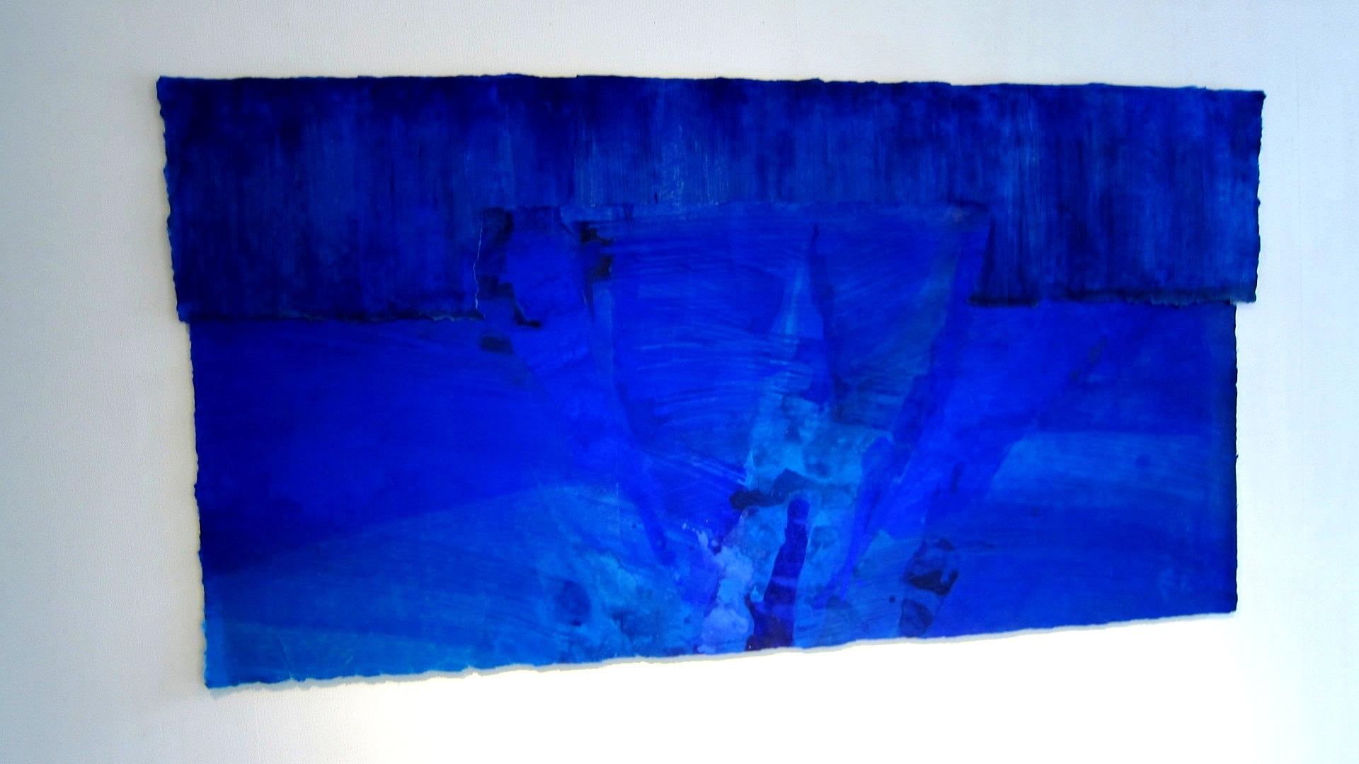 2434) 「後藤和子展 『青の災禍』」 創 7月30日(水)~8月10日(日)_f0126829_21562125.jpg