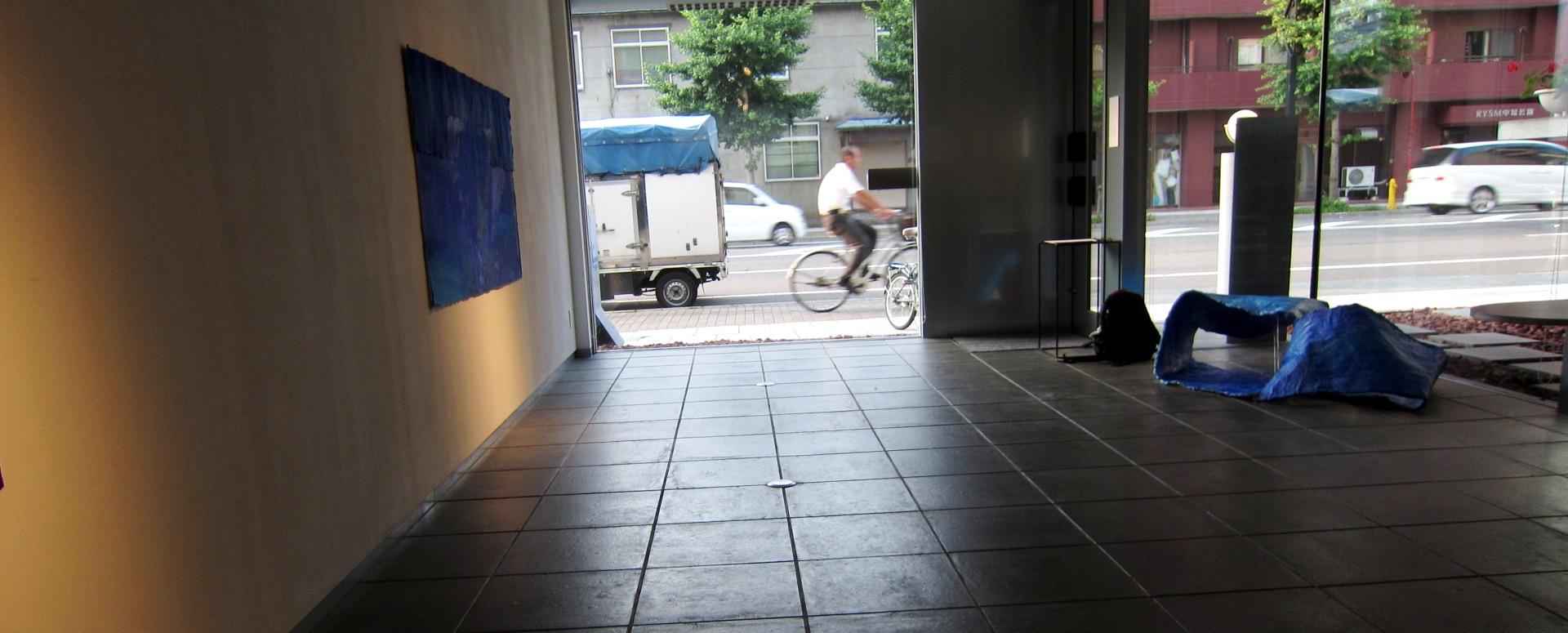 2434) 「後藤和子展 『青の災禍』」 創 7月30日(水)~8月10日(日)_f0126829_217279.jpg