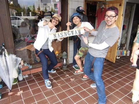 秋田<<WEAR NAMES>>受注会①_c0167336_12303417.jpg