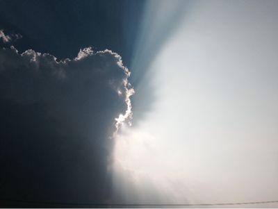 素敵な雲模様(^^)_f0141246_1919877.jpg
