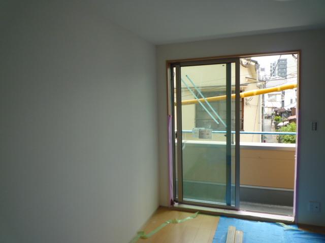 完成間近『板橋区役所前』賃貸マンション_b0246953_20123340.jpg