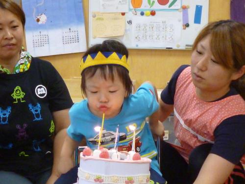 7月のお誕生日会_c0151262_14121925.jpg