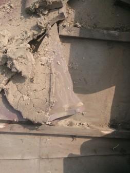 和光市の新倉で雨漏り修理工事_c0223192_2101767.jpg
