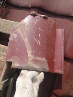 和光市の新倉で雨漏り修理工事_c0223192_2104521.jpg