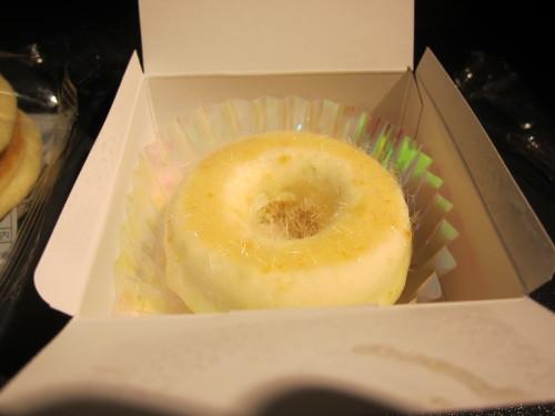 JALのとろなまドーナツと、AIRくまモンな機内食_d0240098_10232634.jpg
