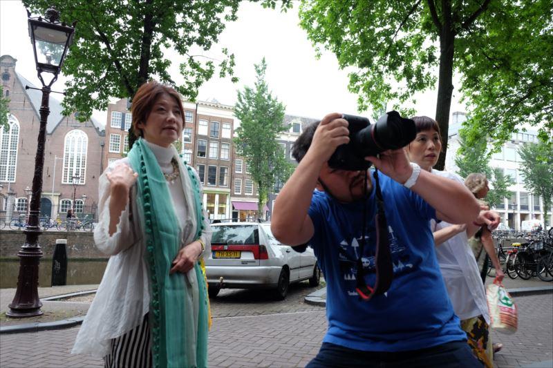 アムステルダム創作の旅ツアー その4_e0115399_6302664.jpg