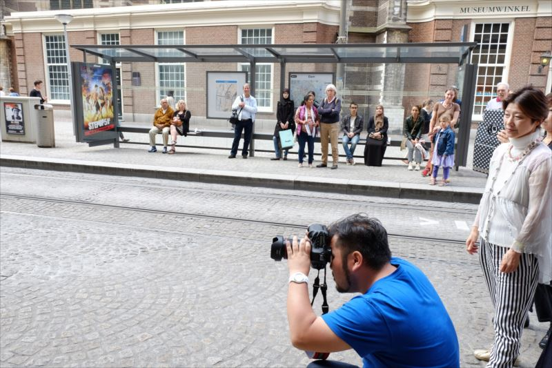 アムステルダム創作の旅ツアー その4_e0115399_6313979.jpg
