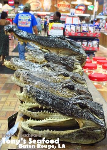 ルイジアナの思い出 その1(Tony\'s Seafoods)_b0253205_0583174.jpg