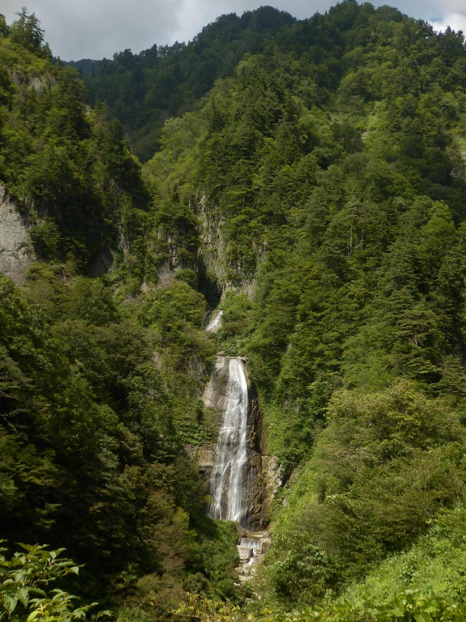 霊峰 白山(4)_f0219710_1485833.jpg