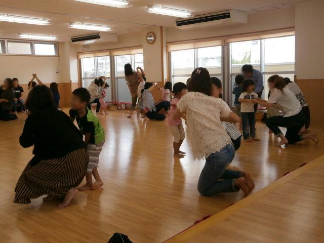 きりん組 保育参観と給食懇談会_e0148419_10273695.jpg
