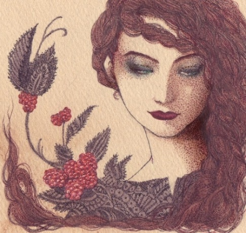 Lorde来日記念 <つれづれイラストレーション42>_f0228652_14475383.jpg