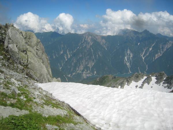 今年の夏山登山は立山縦走でした。_e0121558_23093954.jpg