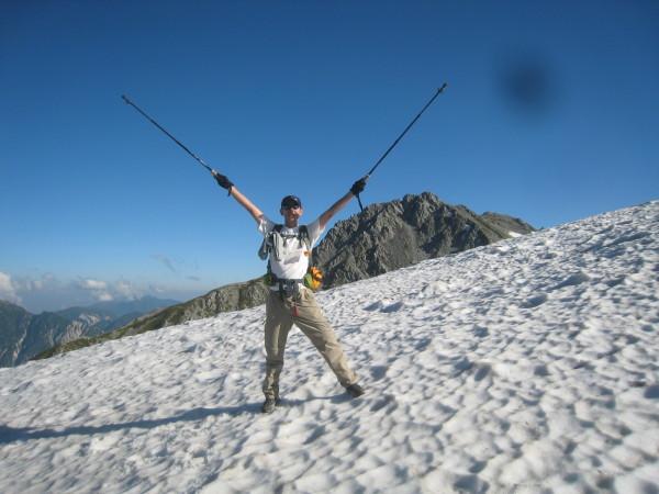 今年の夏山登山は立山縦走でした。_e0121558_23135583.jpg