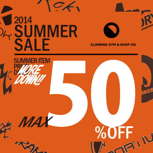 SUMMER SALE 開催中!!_d0246875_16054197.jpg