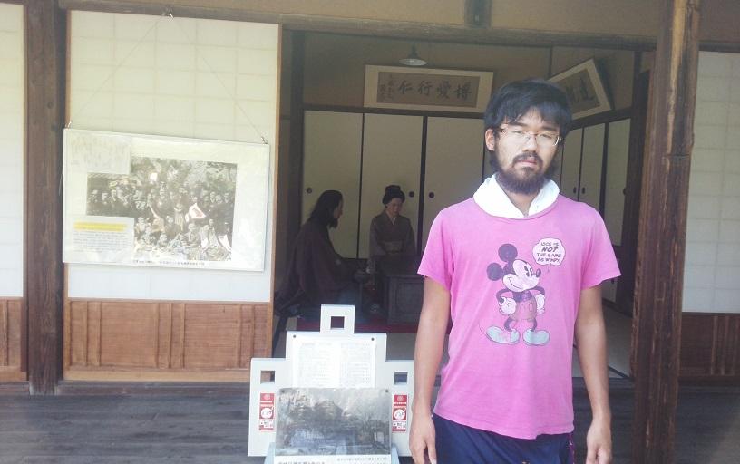 平成廿六年 七月廿一日 西日本遊學 五十一日目_a0165993_2304233.jpg