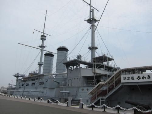 横須賀の戦艦三笠に行ってきた_d0240098_10073549.jpg