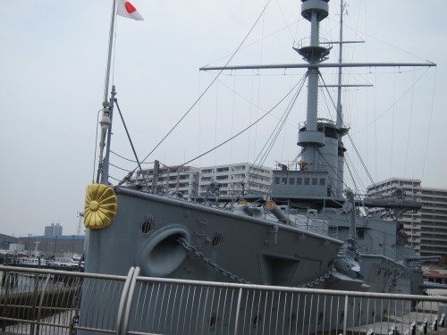 横須賀の戦艦三笠に行ってきた_d0240098_10081708.jpg