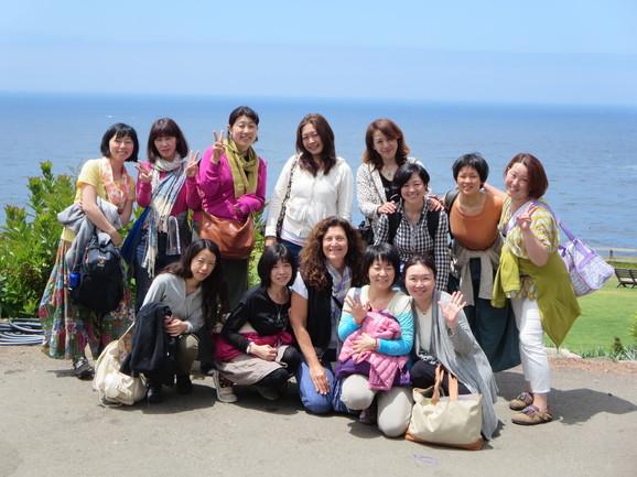 Great Journey  二期生パート3、エサレン研究所研修_d0266108_2385798.jpg