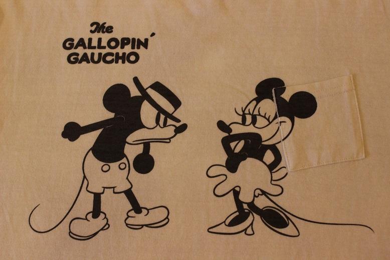 """JACKSON MATISSE \""""SMILE RING & GALLOPIN\' BAUCHO Tee\"""" ご紹介_f0191324_9331260.jpg"""