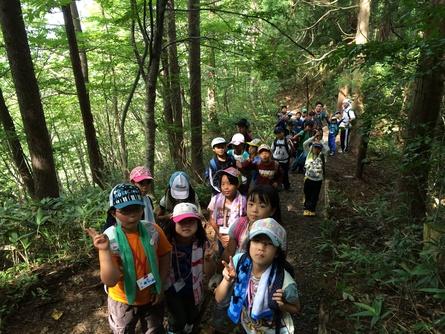 サマーキャンプ3日目の様子_f0101226_1059576.jpg